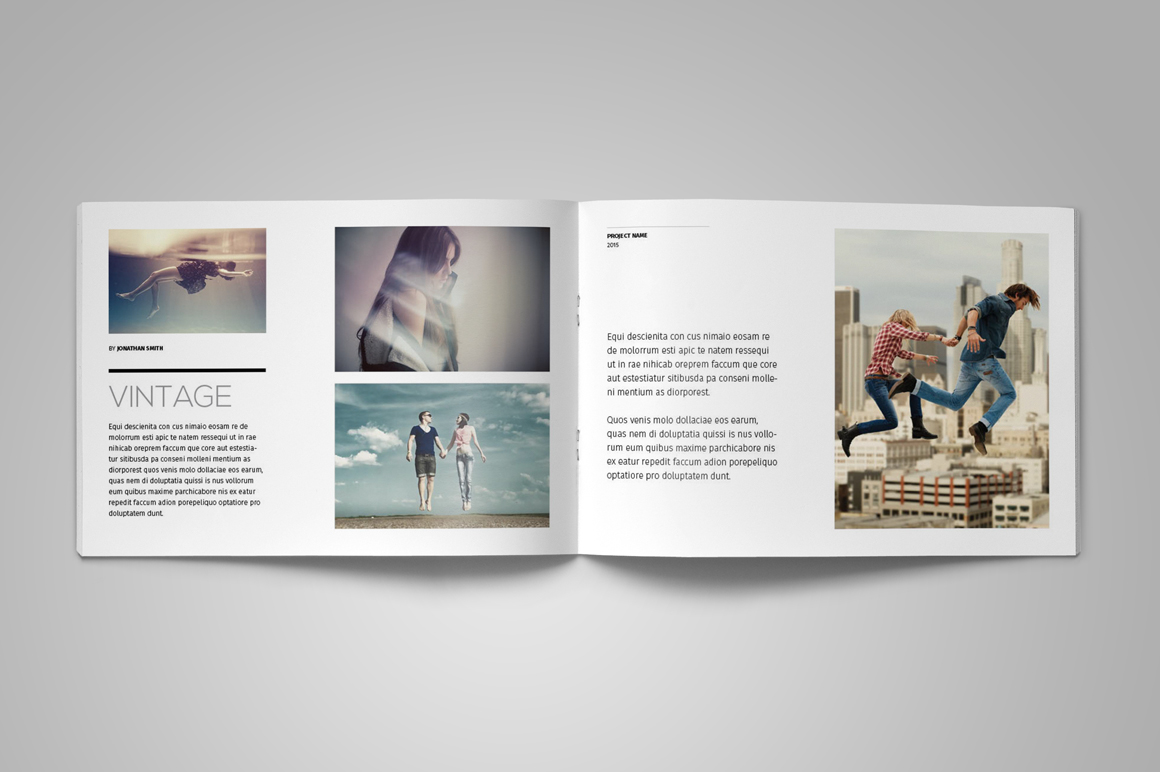 Portfolio Brochure Template example image 10