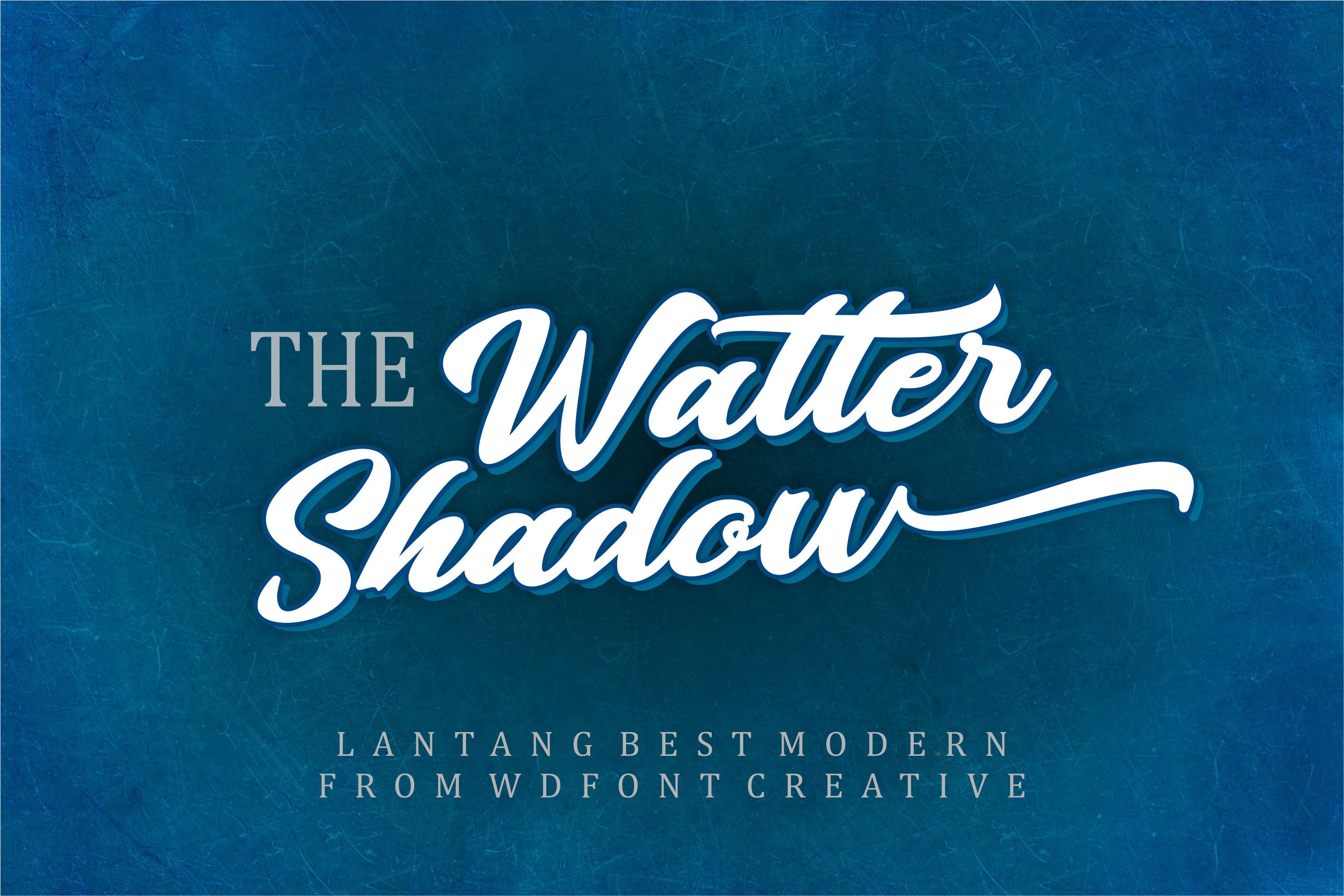 Lantang Best | Modern Stylish Font example image 3
