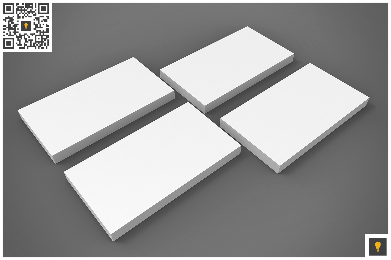 Business Card 3D Render example image 6