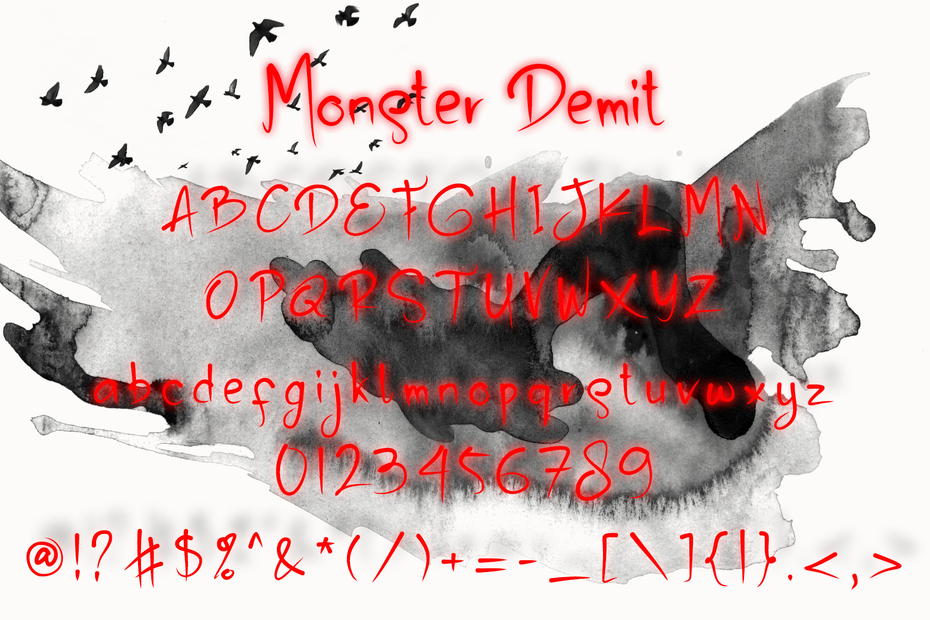 Monster Demit example image 4
