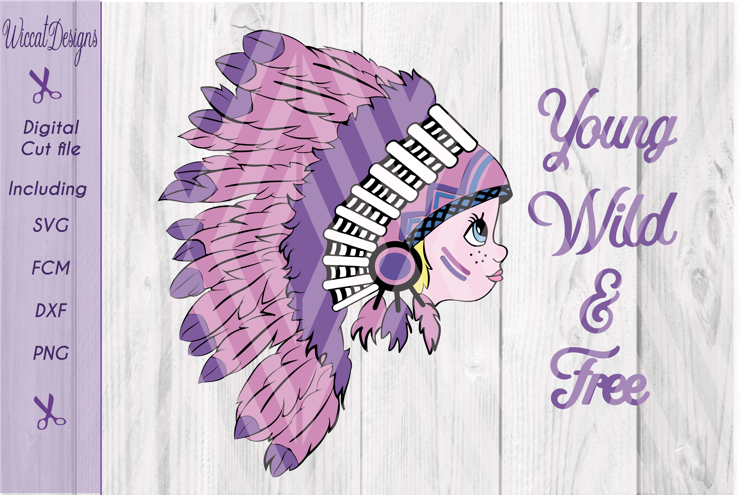 Indian Girl svg, Young Free svg, girls T shirt svg cut file example image 1