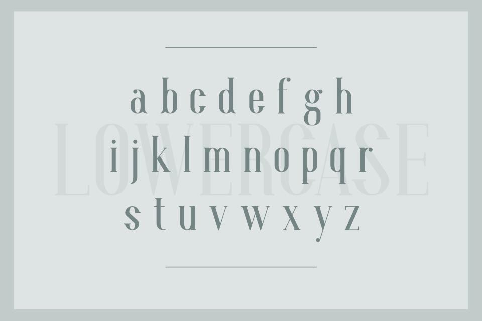 Aglow Serif - 4 Style example image 6