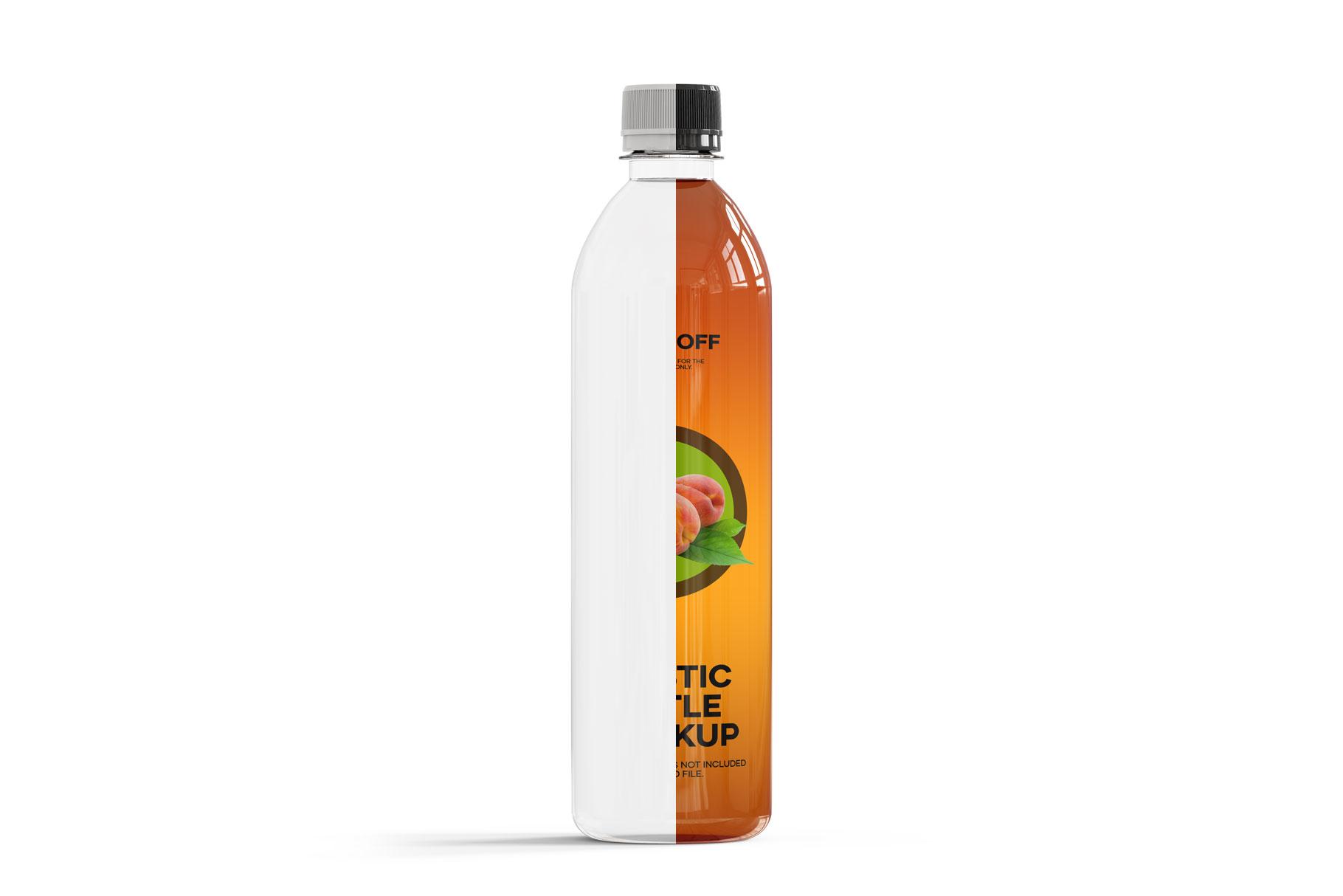 0,5L Iced Tea Bottle Mockup example image 5