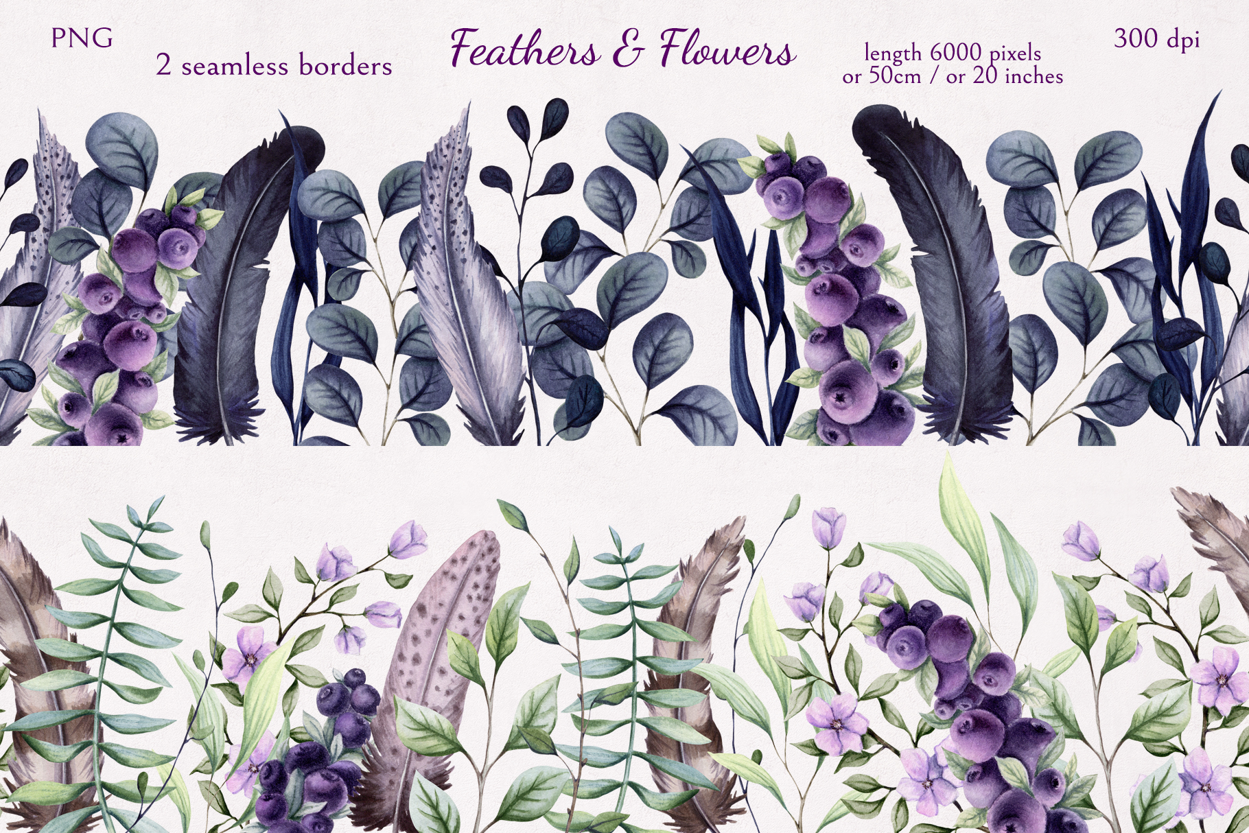 Feathers & Flowers example image 7