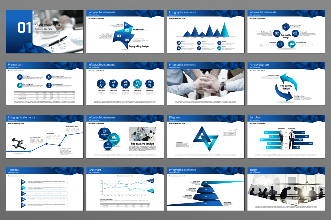 Conference Presentation Template example image 2