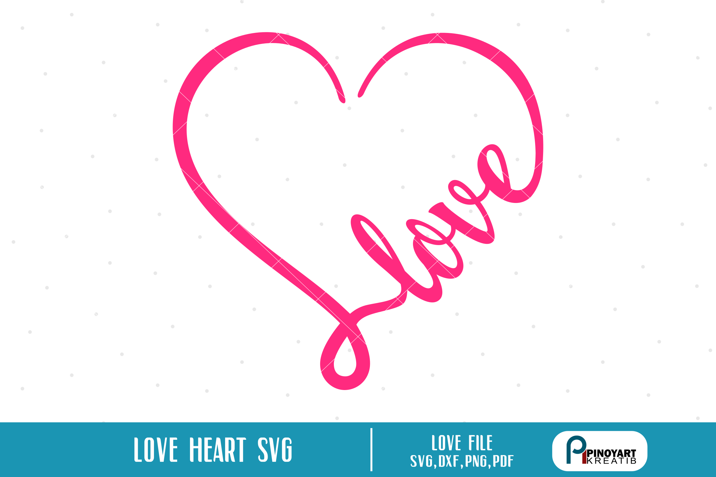 Download Love Heart svg - a love vector file