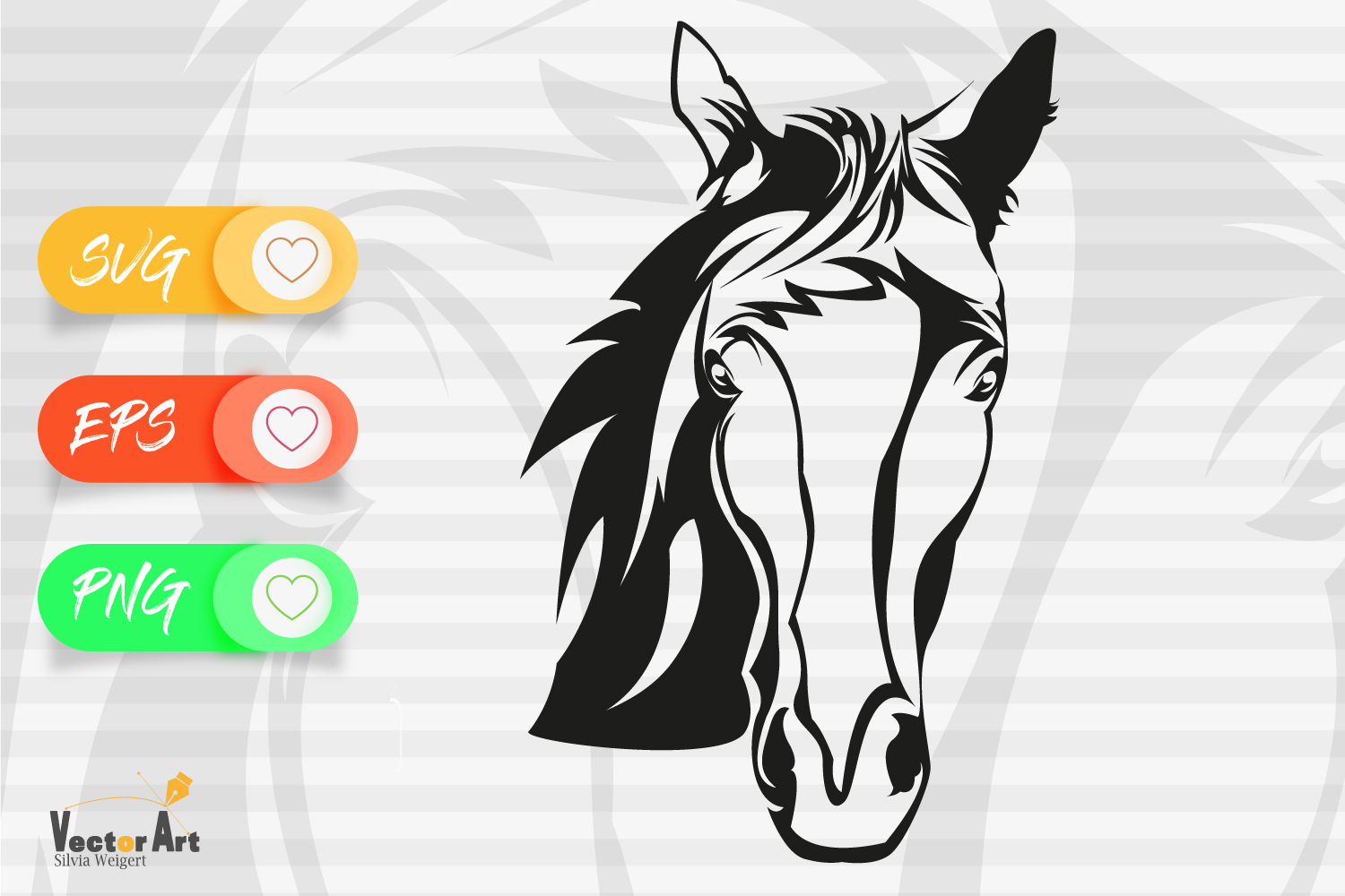 10x Horse Theme - Mini Bundle - Cut files for Crafters example image 8