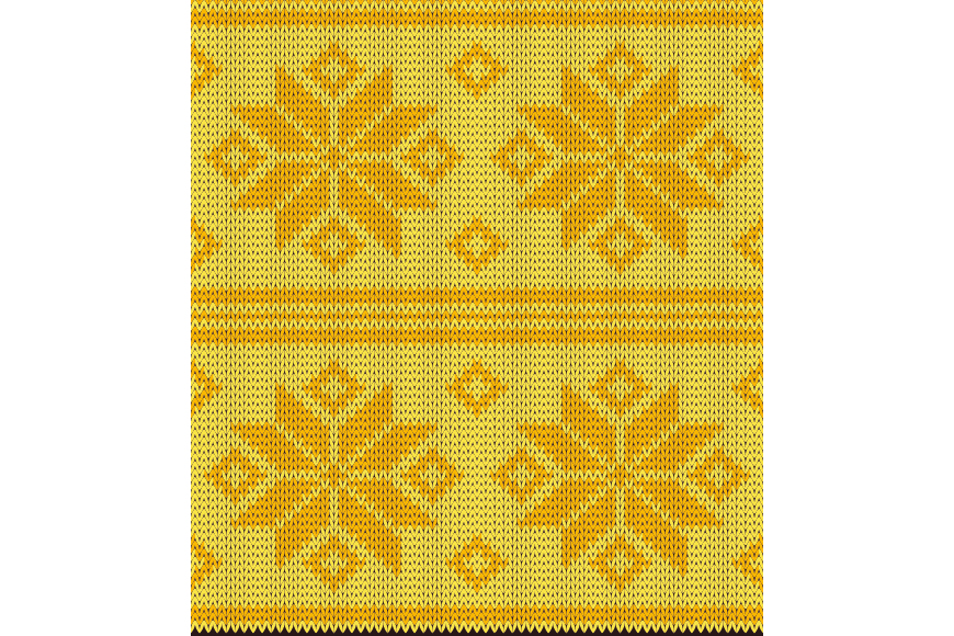 Set of 12 seamless knitted backgrounds. example image 17