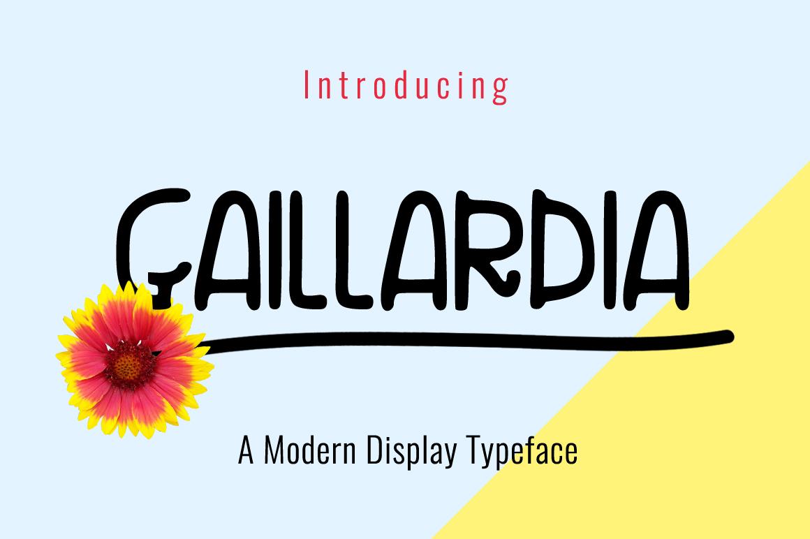 Gaillardia  example image 1