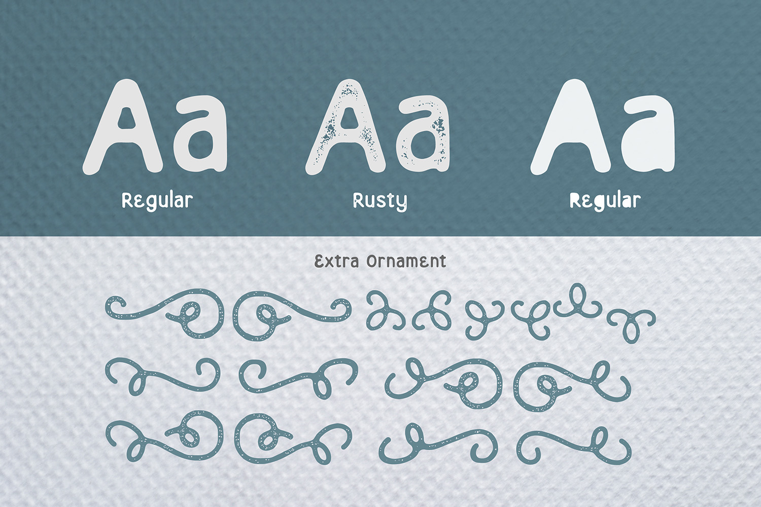 Eastern Typeface example image 4