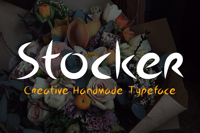 Stocker  example image 1