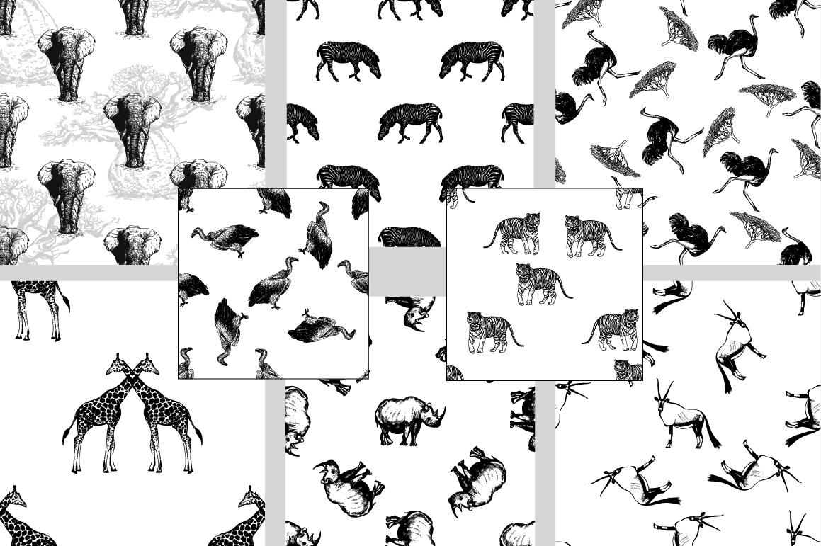 Wild Animals 3 example image 4