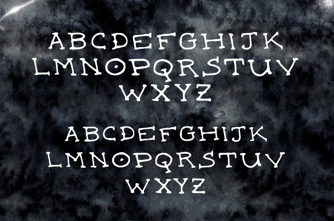 Witches Britches Font Family  example image 4