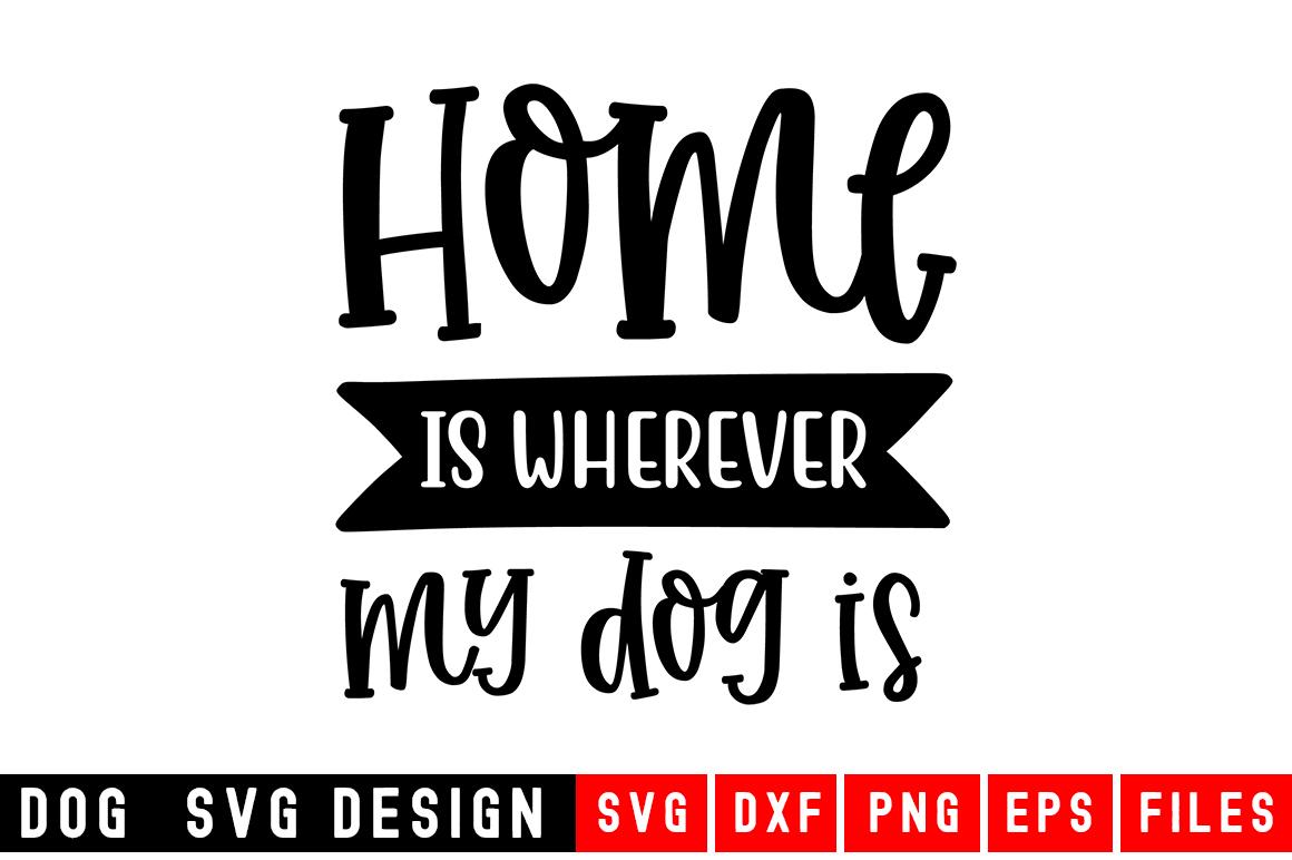 Dog SVG Bundle|10 Designs|Pet Mom Bundle example image 6