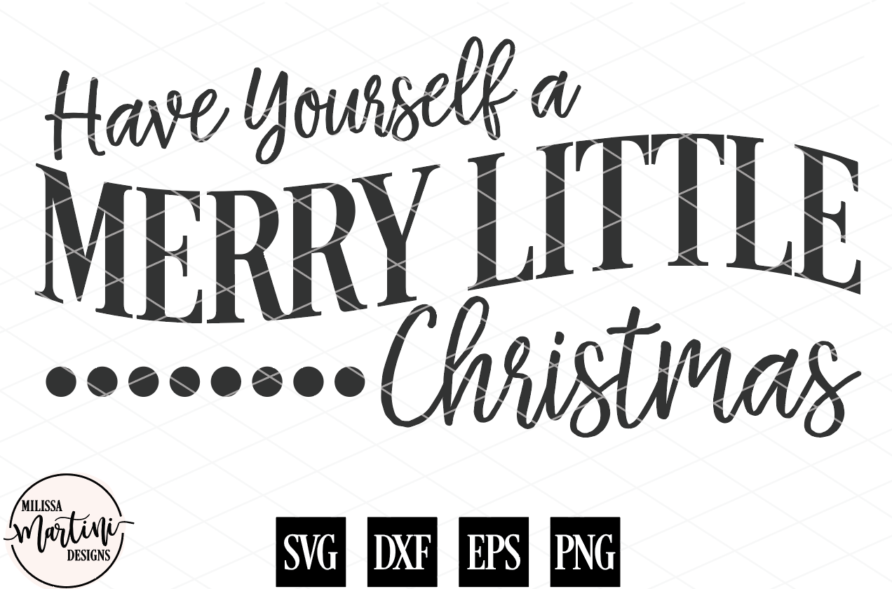 Have Yourself A Merry Little Christmas example image 3