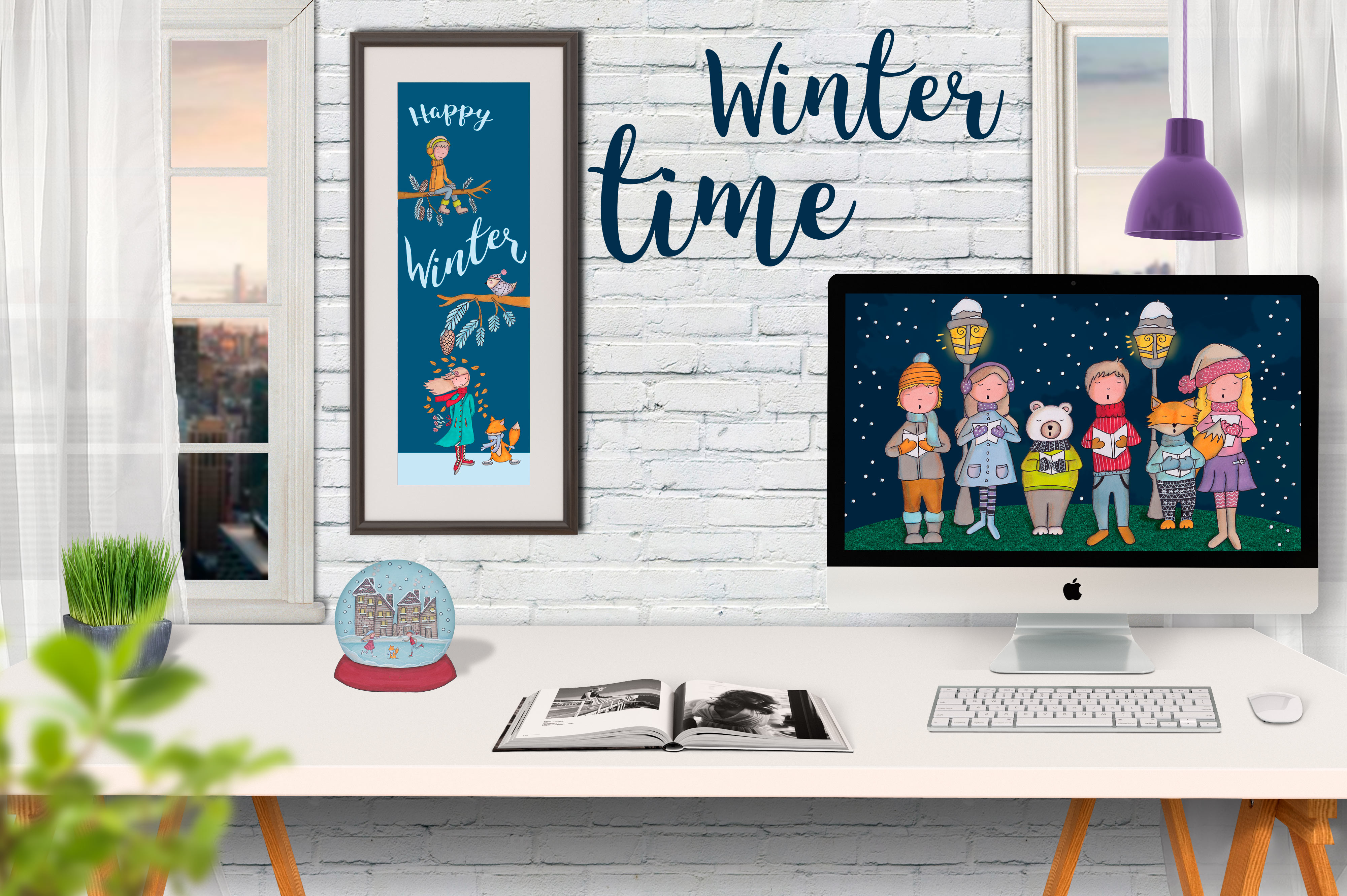 Happy Winter Time! example image 5