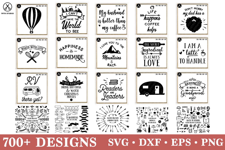 SVG Bundle example image 1