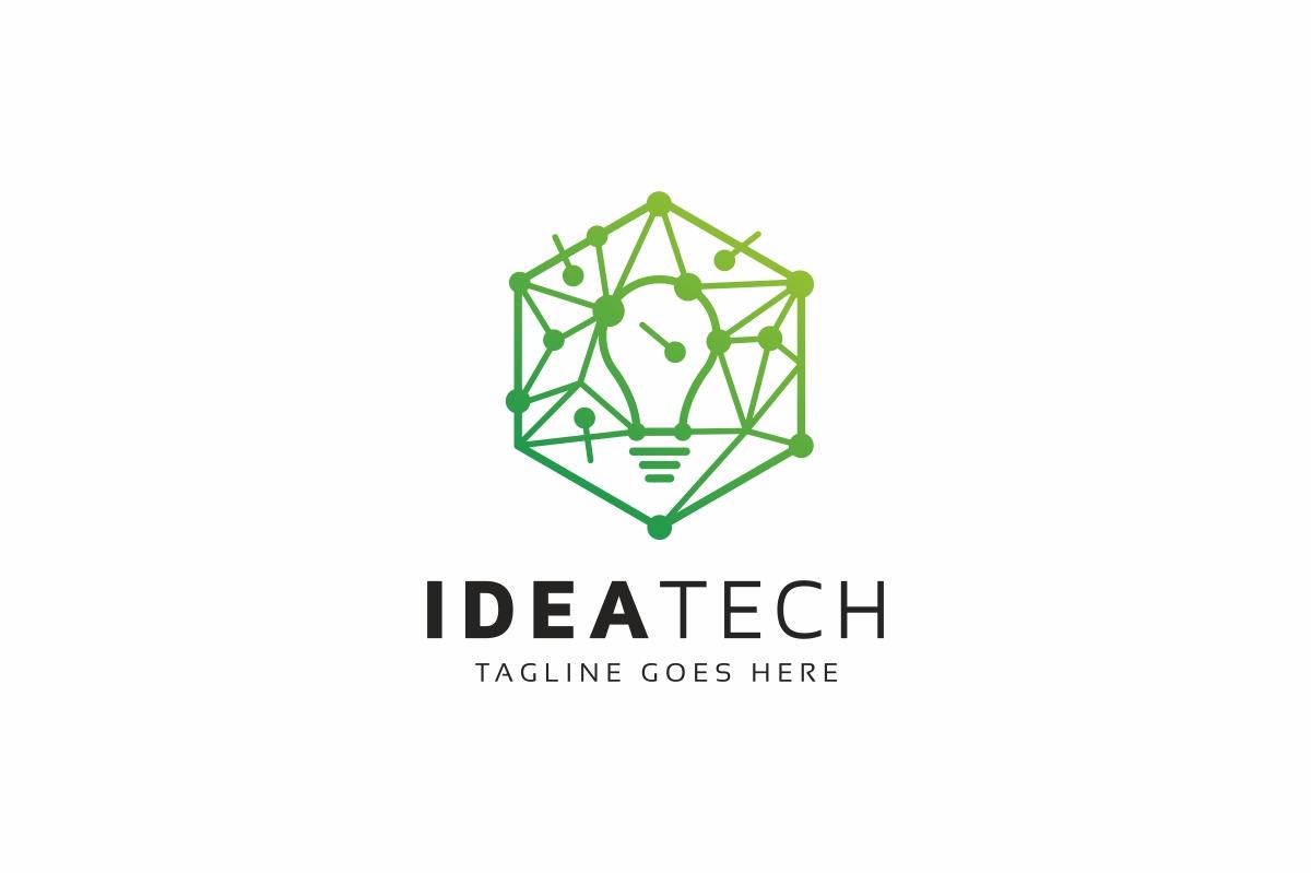 Idea Tech Logo example image 1