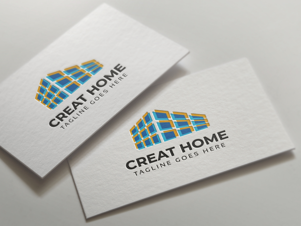 Creative Home Logo example image 4