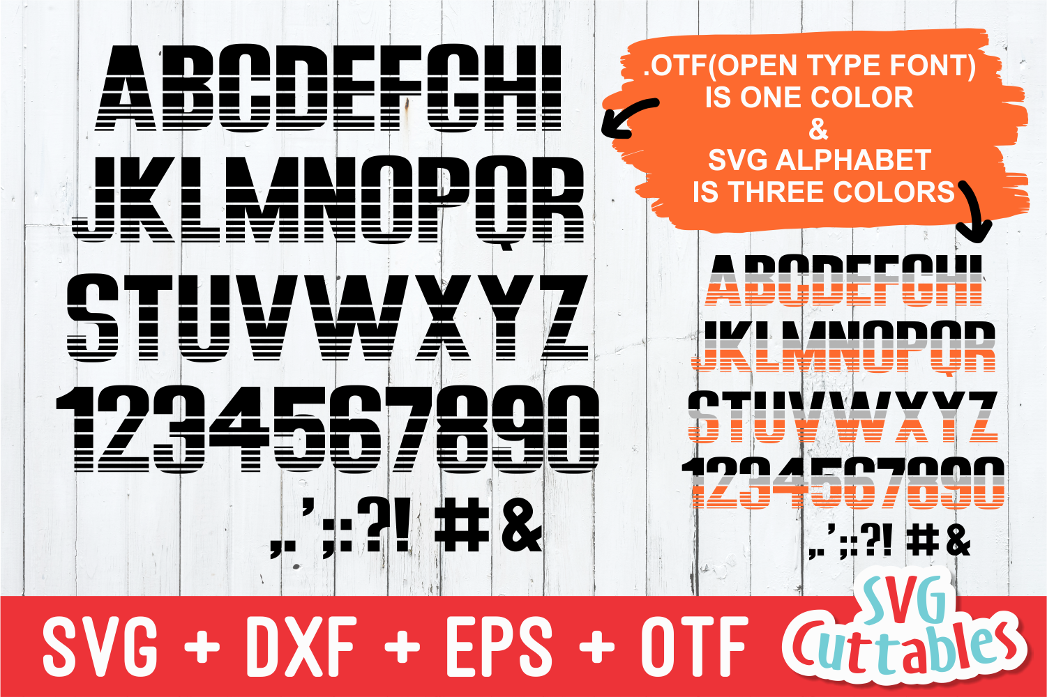 JP Athletic Stripes Sporty Font and SVG Alphabet example image 2