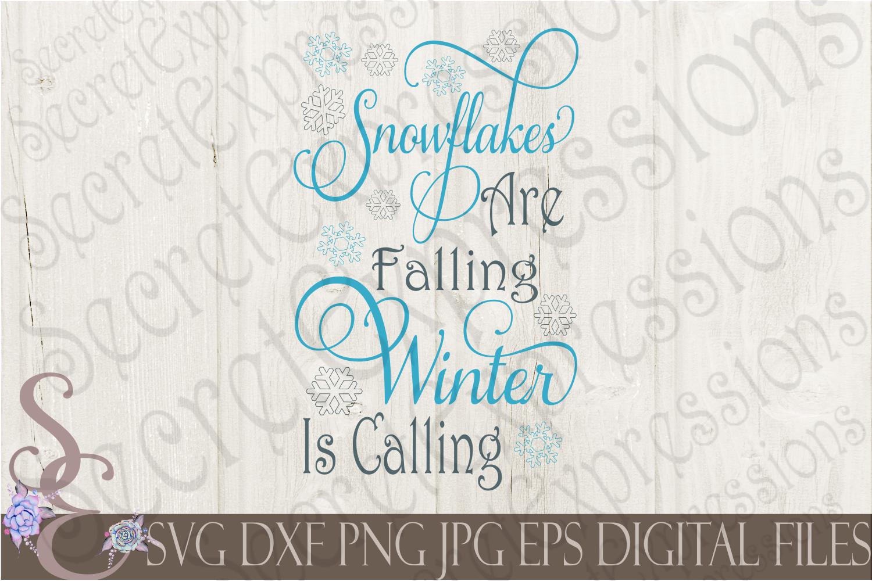 Winter SVG Bundle 10 Designs example image 11