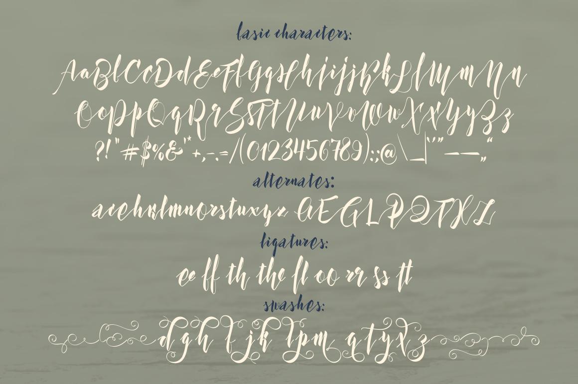 Kexman font + Cupcake photos example image 4