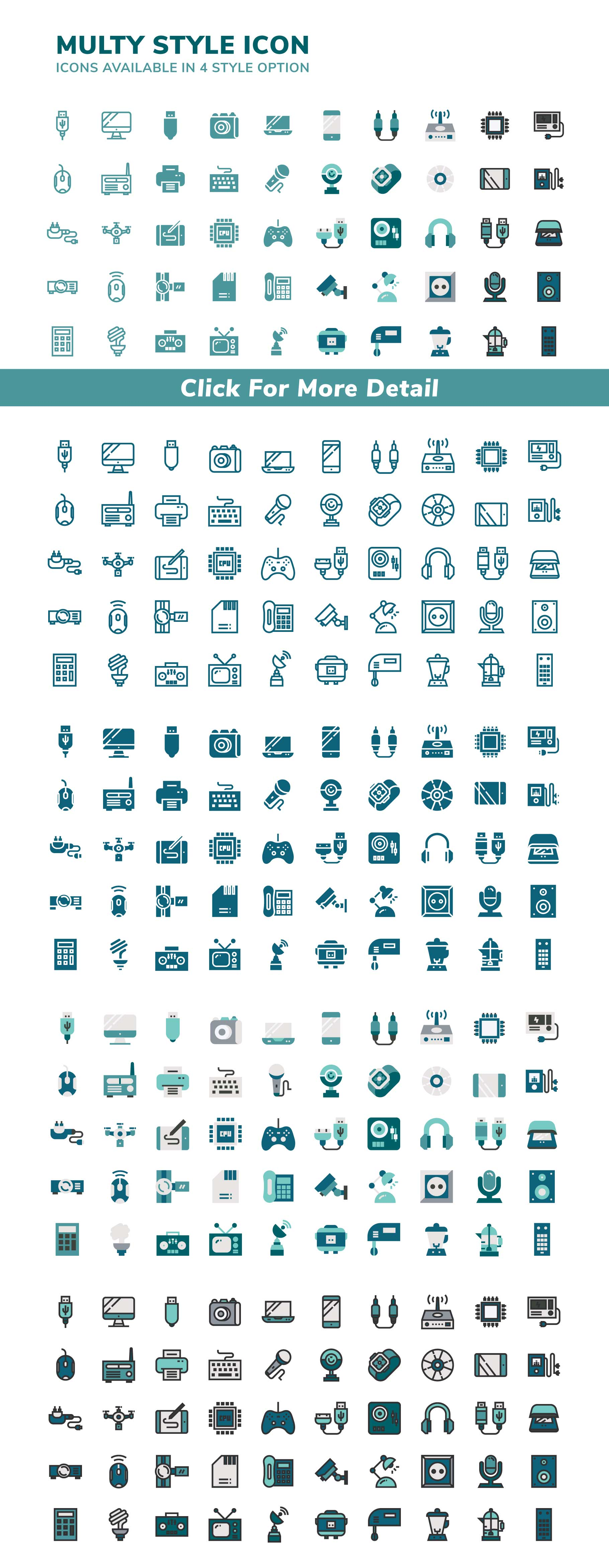 200 Device and Electronic Icon example image 5