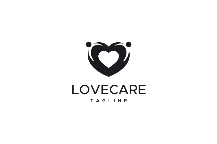 Love Care Logo example image 3