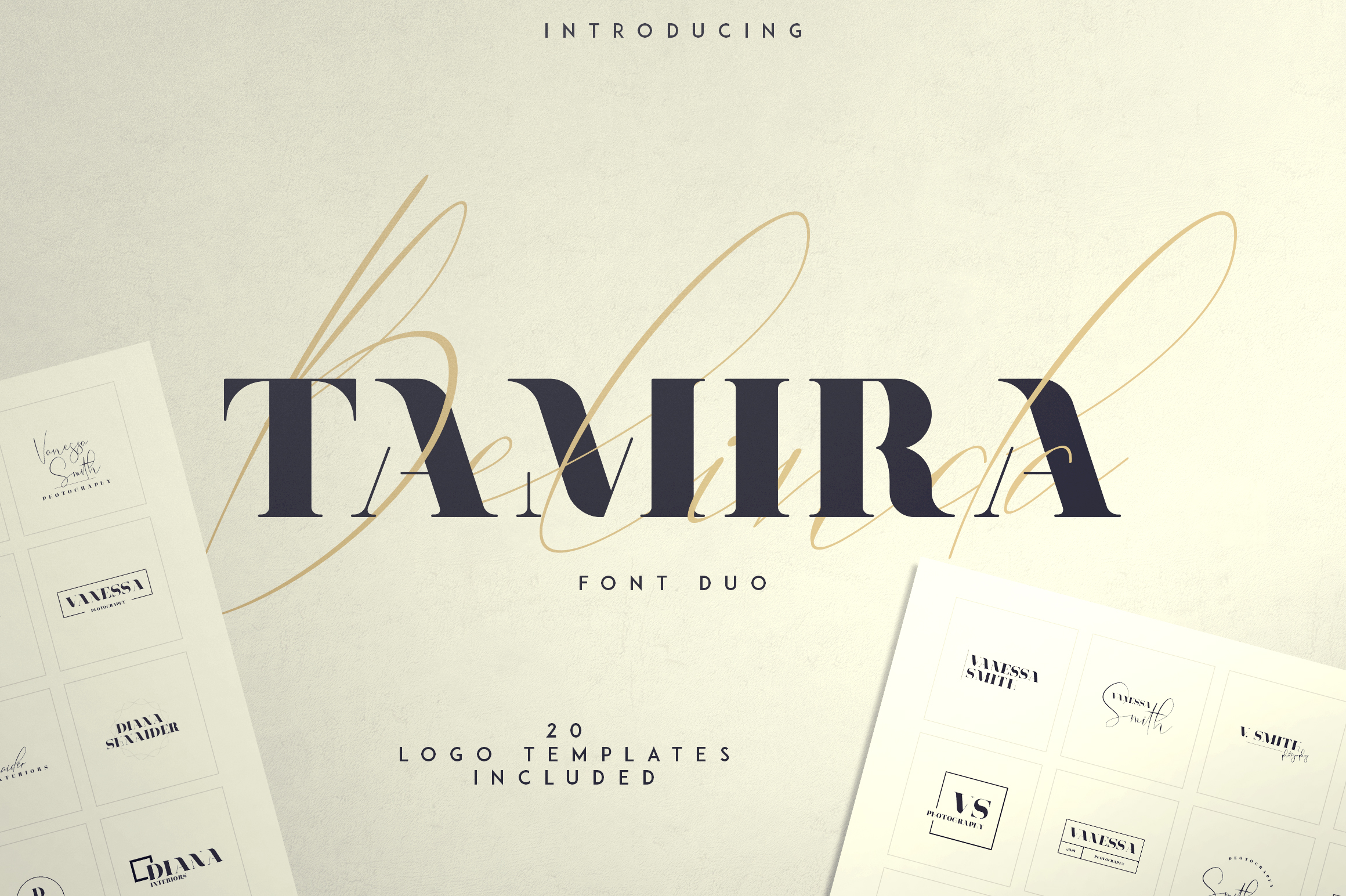 The Font Duo Collection | 8in1 example image 9