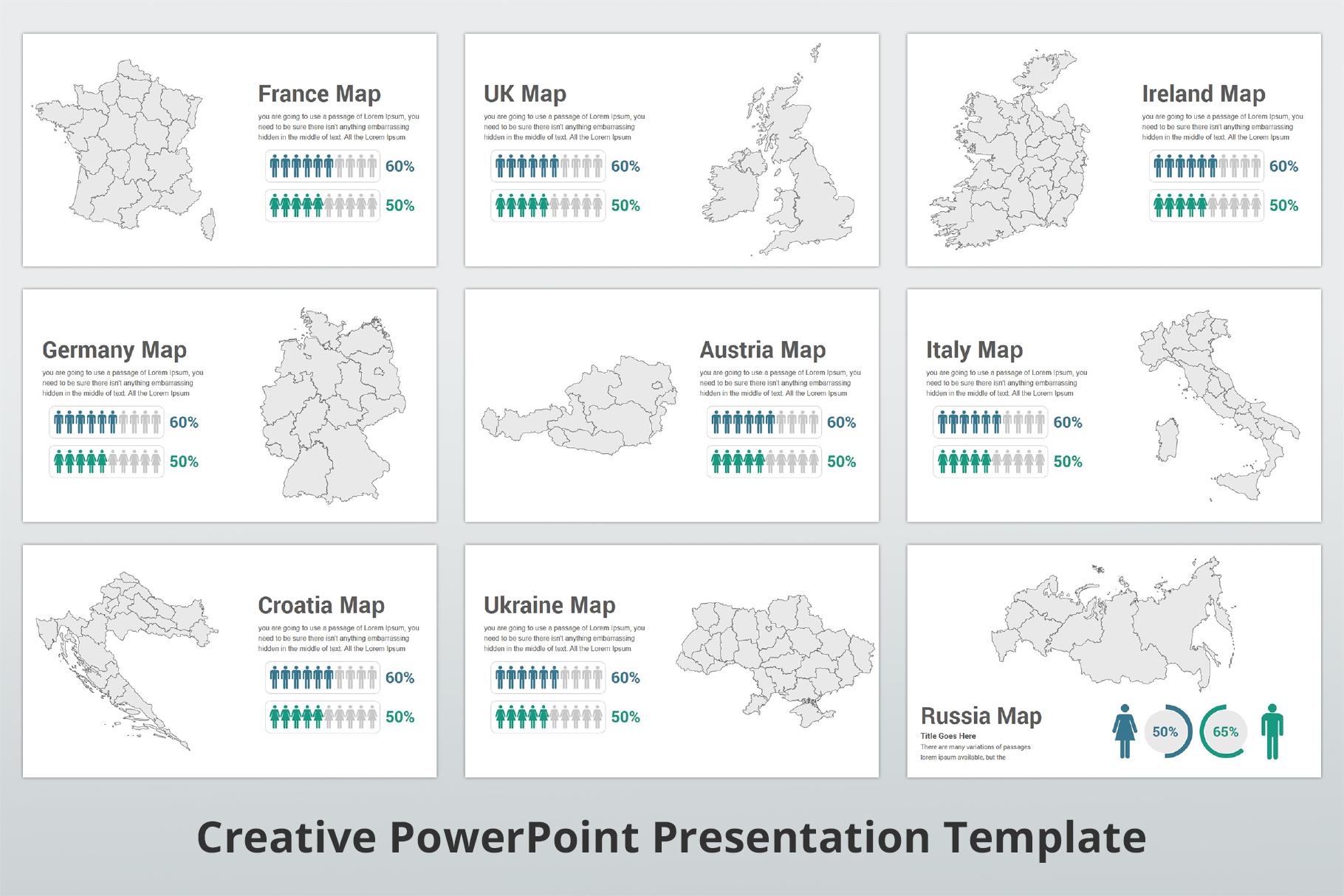 Creative multipurpose PowerPoint Presentation Template example image 18