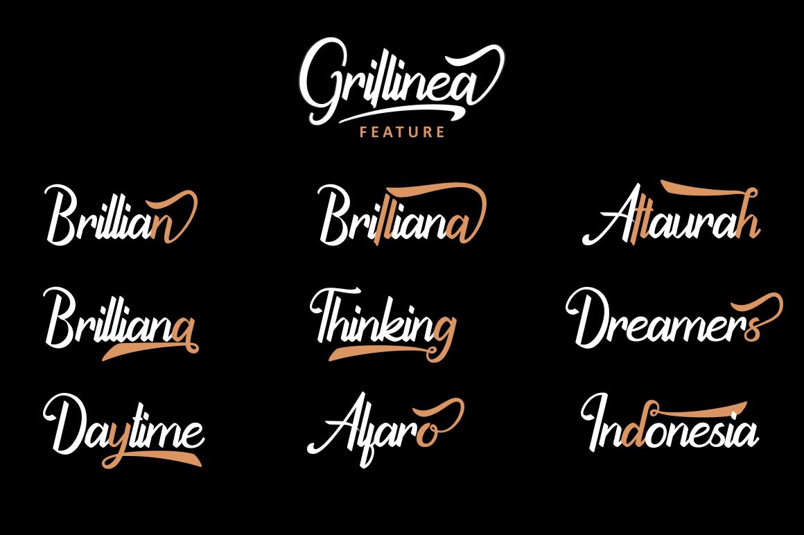 Grillinea example image 4