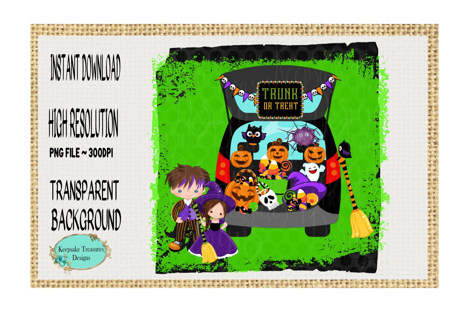 Trunk or Treat example image 1