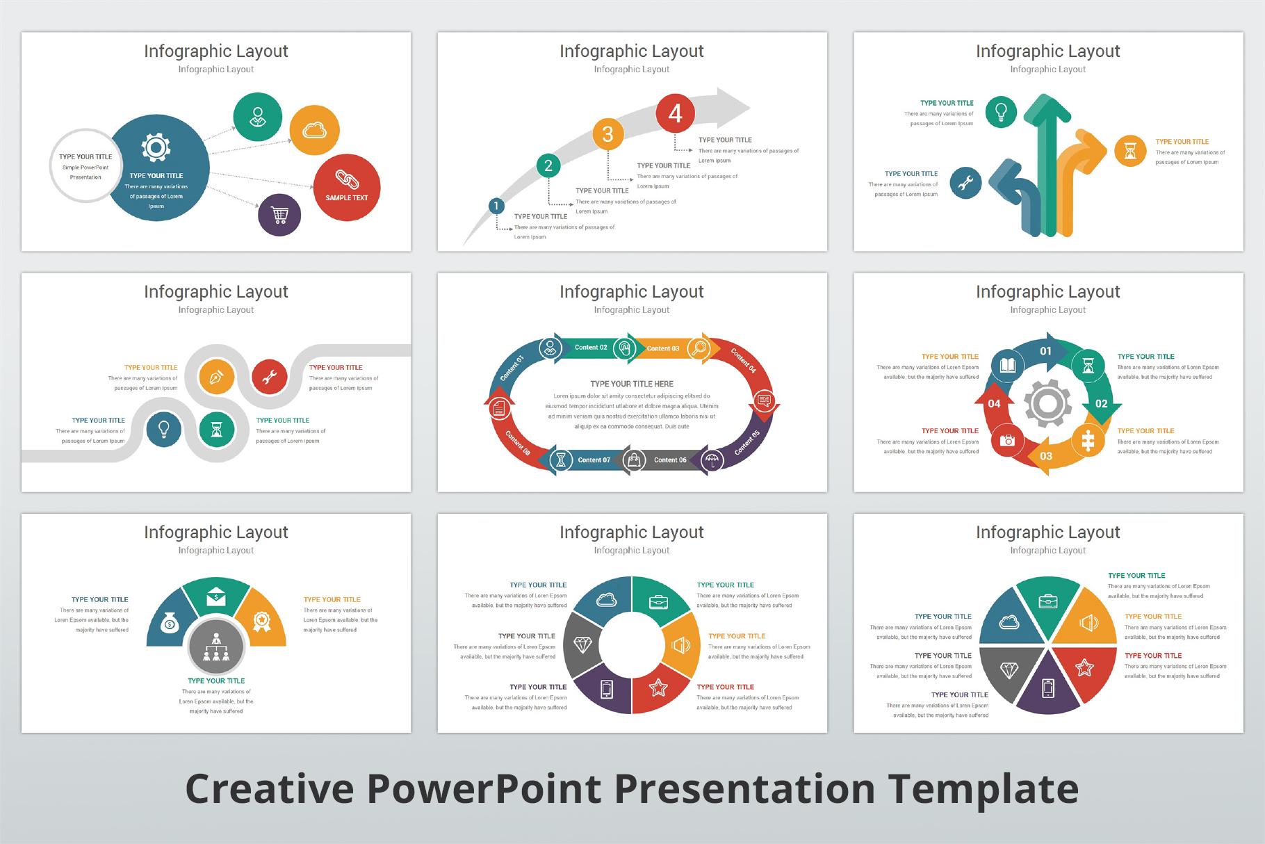 Creative multipurpose PowerPoint Presentation Template example image 15