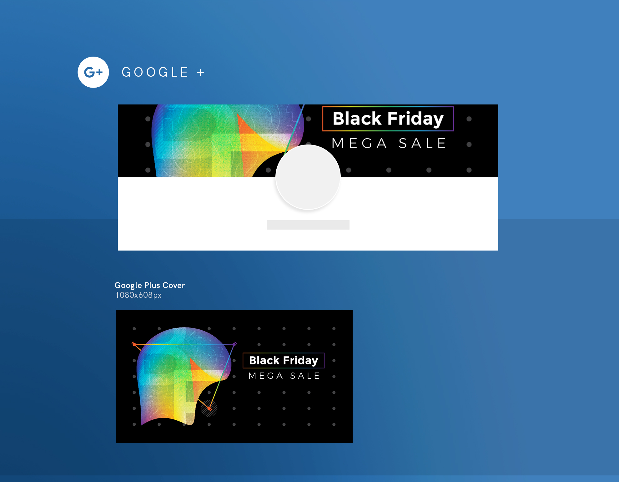 Black Friday Sale Design Templates Bundle example image 8