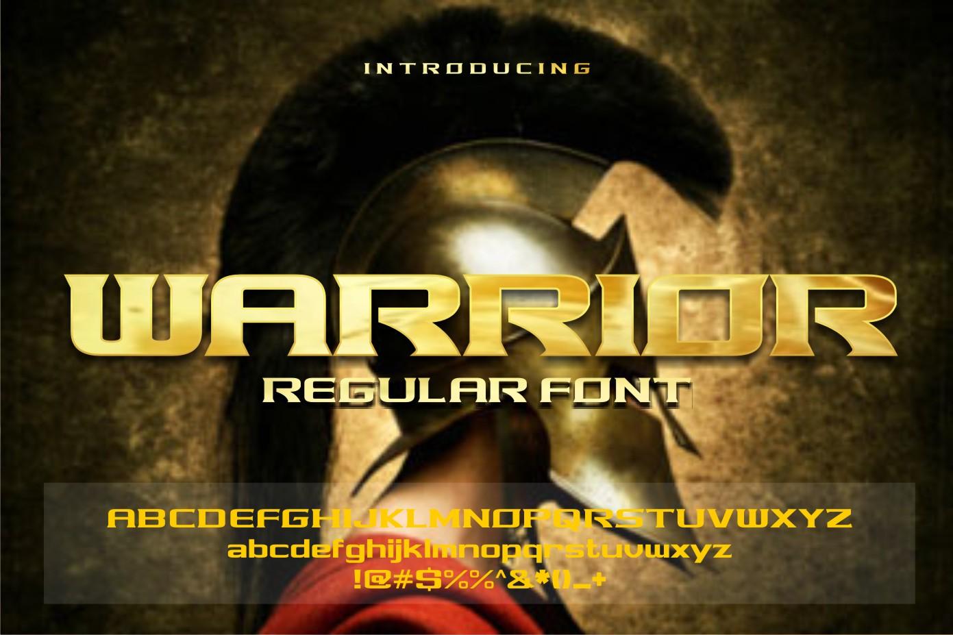 warrior example image 1