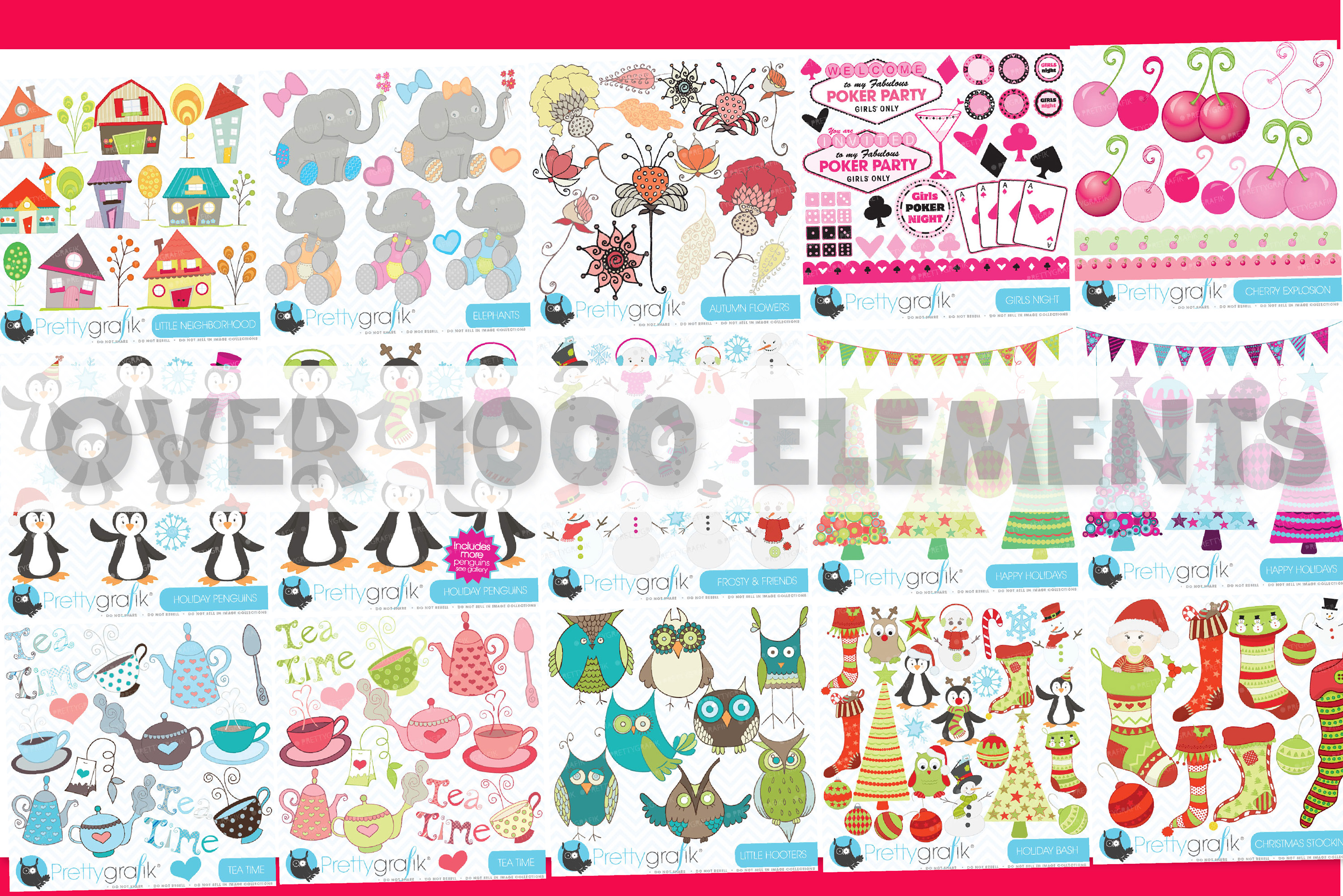 MEGA BUNDLE PART02 - 40000 in 1 Full Collection example image 4