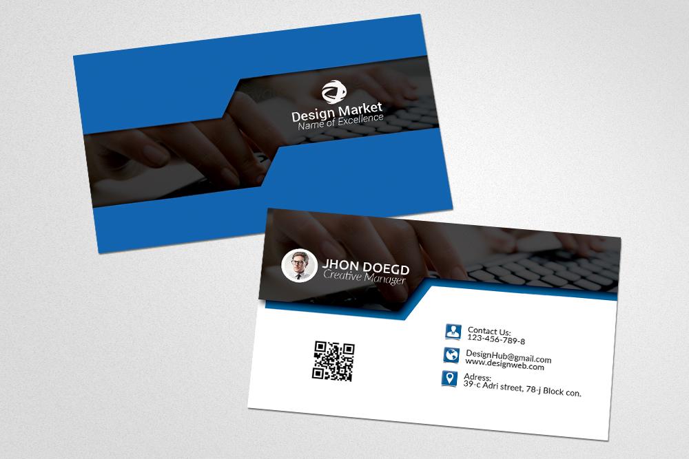 Multi Purpose Business Cards example image 2