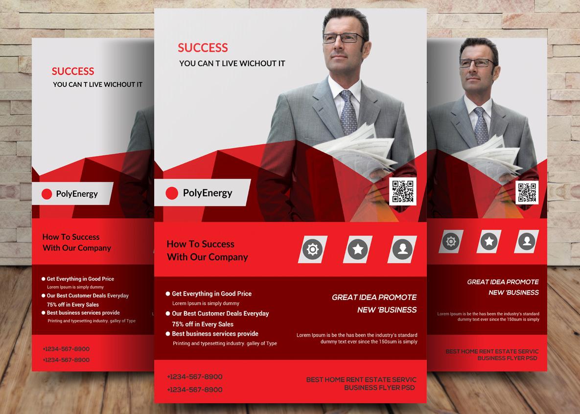 Corporate Business Bundle 24 example image 3