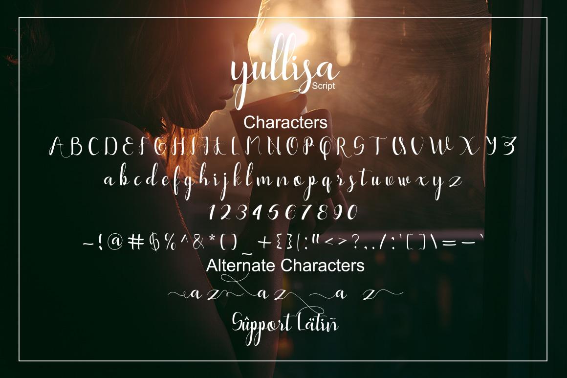 Yullisa script example image 5