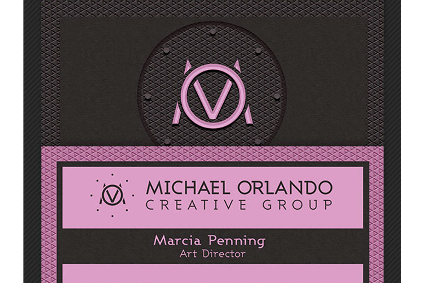 Creative Group Business Card Template example image 6