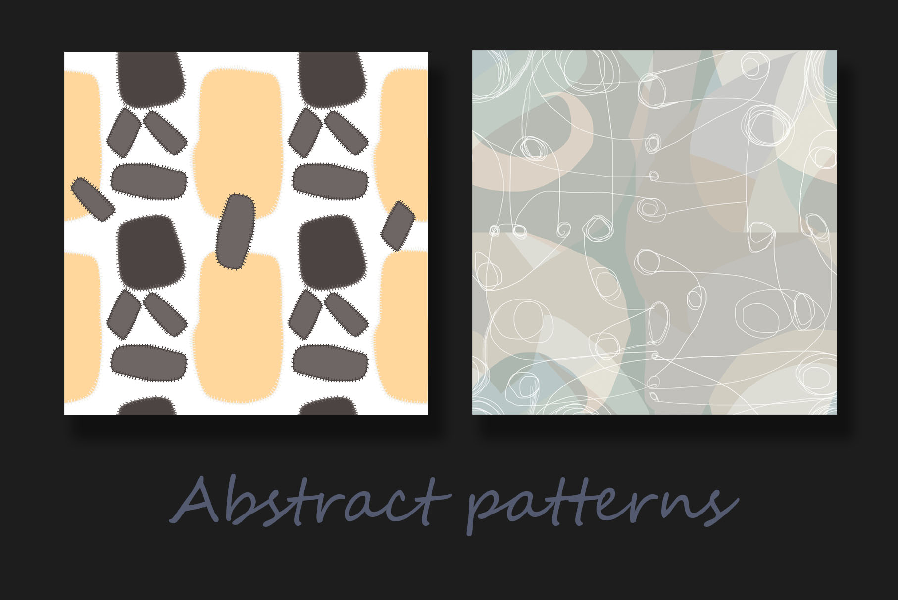 Colorful abstract patterns example image 10