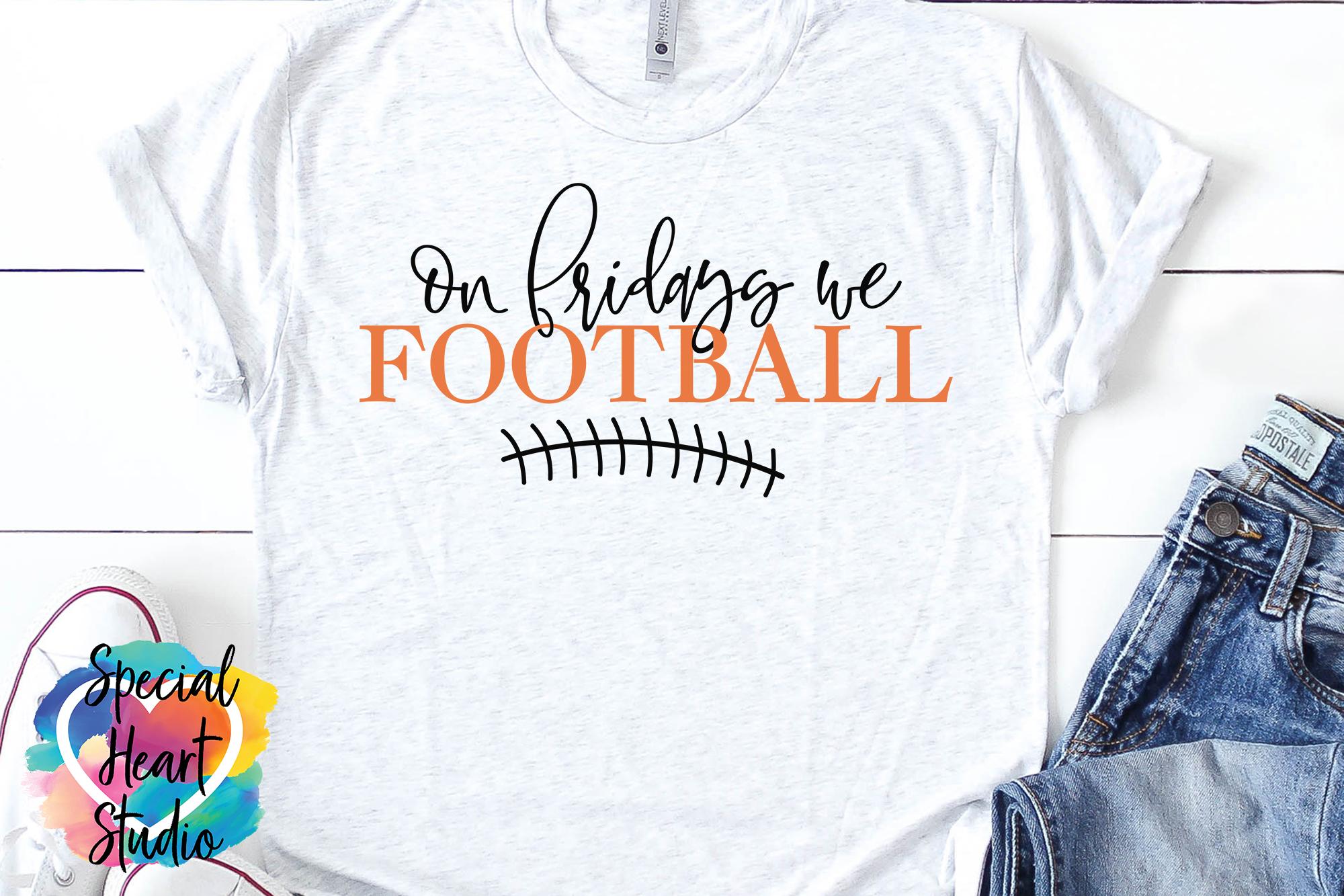 Football Bundle - An football fan SVG Cut File Bundle example image 15