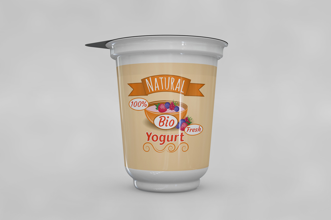 Yogurt Mockup example image 12