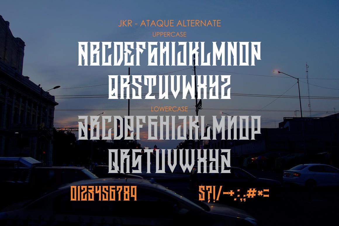 ATAQUE example image 3