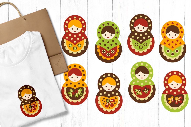 Just For Girls Clip Art Illustrations Huge Bundle example image 5