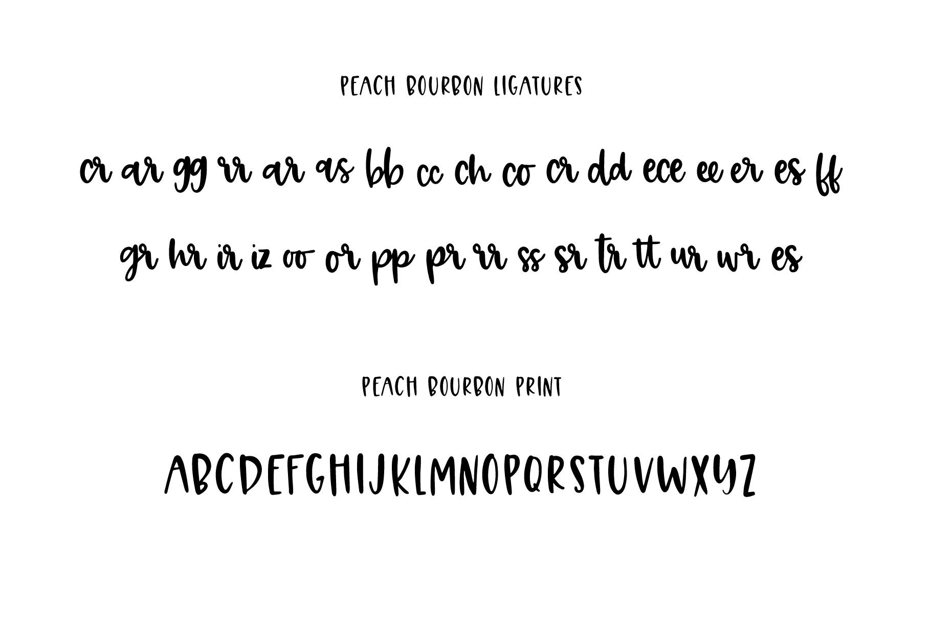 Peach Bourbon example image 8