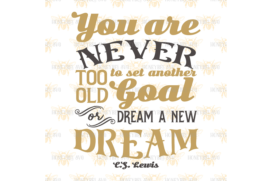 New Goals New Dreams example image 2