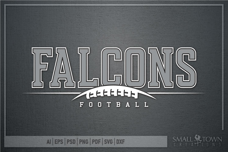 Falcon, Falcon Football, Sports, Design, PRINT, CUT, DESIGN example image 5
