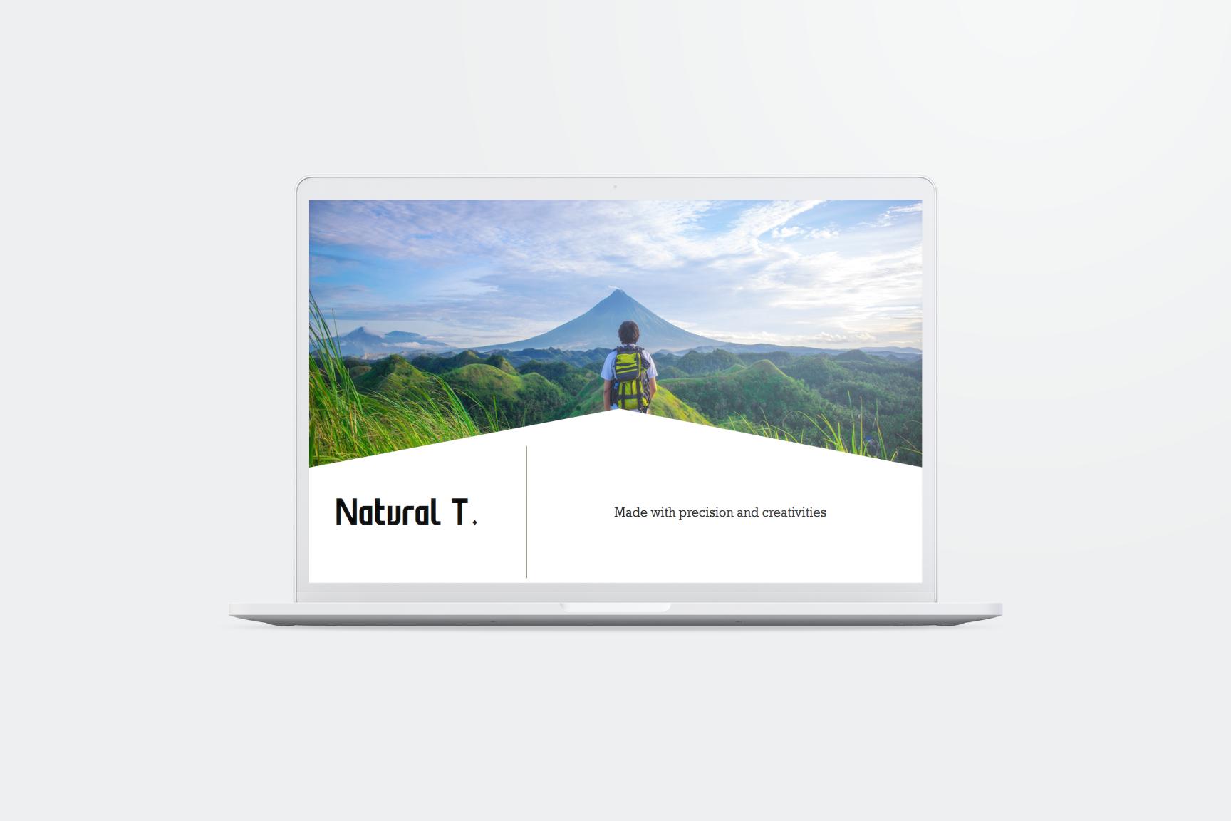 Nature Google Slide Presentations example image 1