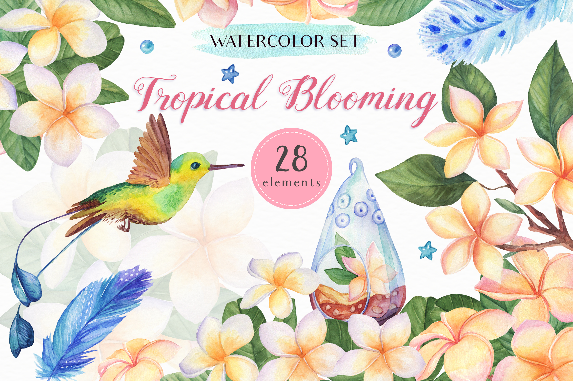 Tropical Blooming example image 1